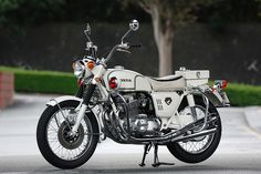 HONDA DREAM CB750P 1970
