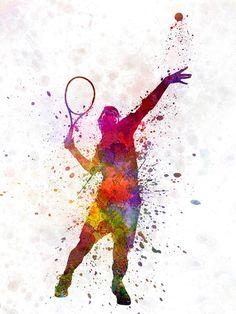 Tennis Wallpaper, Tennis Photography, Tennis Serve, Sport Tennis, Beach Tennis, Digital Wall, Tennis Players, Sports Art, Pittsburgh