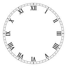 Циферблаты часов для творчества (6) (642x642, 92Kb)