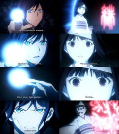 I was so proud of Yato <3, one of my favorite scenes | Yato releases Nora/Hiro | Noragami