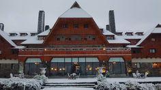 Hoy nieva en #llaollaohotel!