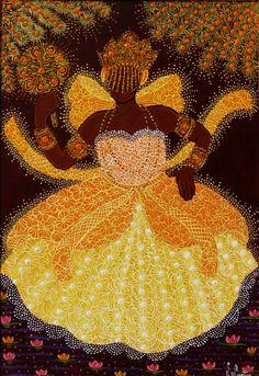 Oxum é a Deusa das águas doces e frescas, divindade do rio Oxum, na Nigéria. É o orixá do ouro, do mel, da beleza, do amor e da gestação. Exú é o orixá responsável pela fecundação. Quando ocorre a …