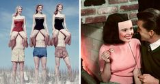 Photographer Weronika Gęsicka Takes Corny American Photography And Manipulates It Into Something Surreal And Uncomfortable American Photo, Bored Panda, Surrealism, Fun Stuff, Artist, People, Photography, Polish, Inspiration