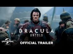 Movie Review: Dracula Untold I am trying something new, I did a movie review, check it out, let me know what you think.