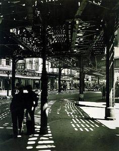 Berenice Abbott - Changing New-York