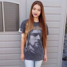 Rolling Stone Collection Kurt Cobain Nirvana Memorial Gray T-Shirt S #RollingStoneCollection #GraphicTee