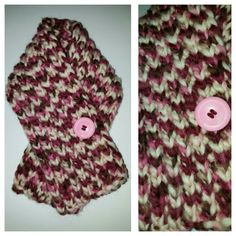 Häkel baby schal - Kinder schal - baby scarf - crochet scarf for children