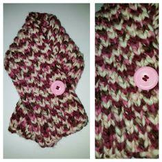 Häkel baby schal - Kinder schal - baby scarf - crochet scarf for children