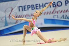 Alina Ermolova, Russia, junior