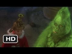 CINDY LOO WHO MEETS THE GRINCH IN HIS LIAR. AWESOME VIDEO CLIP!' How the Grinch Stole Christmas (4/9) Movie CLIP - Kids Today (2000) HD - YouTube