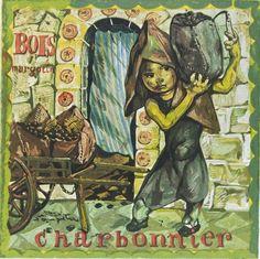 炭屋  Charbonnier
