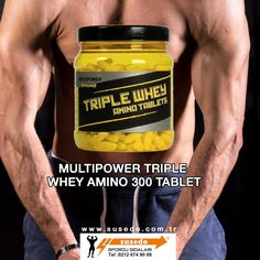 https://www.susedo.com.tr/MultiPower-Triple-Whey-Amino-300-… Sipariş ve sorularınız için WhatsApp: 0532 120 08 75 Telefon: 0212 674 90 08 E-posta: siparis@susedo.com.tr #bodybuilding #supplement #workout #yağ #yağyakıcı #aminoasitler #creatin #muscle #body #healty #strong #energy #spora #fitness #gym #vücutgeliştirme #spor #sağlık #güç #egzersiz #protein #proteintozu #glutamine #kreatin #kas #vücut #güç #ek #enerji