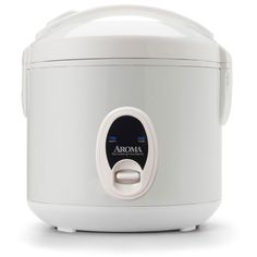 8-Cup (Cooked) Cool-Touch Rice Cooker and Food Steamer @AromaHousewares