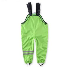 Boys Water Proof Kid Overall Clothes Ski suit Outdoor Pants
