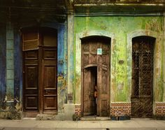 Cuba, Calle_Bayona by Andrew Moore