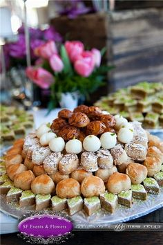 How about some persian pastries? Sofreh Aghd San Francisco,Persian Weddings,Sofreh Aghd Designer,Bay Area