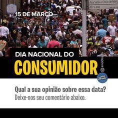 """1,044 curtidas, 20 comentários - amo Direito® (@amodireito) no Instagram: """"🤔 QUAL A SUA OPINIÃO? O Dia Mundial dos Direitos do Consumidor foi comemorado, pela primeira vez,…"""""""