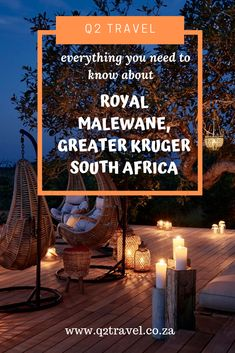 All you need to know about this beautiful lodge Game Lodge, Best Games, Lodges, Need To Know, South Africa, Lettering, Park, Travel, Beautiful