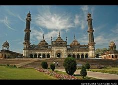 Asfi Mosque - Lucknow, India