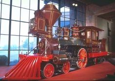 My oldest daughter and I went here for a field trip on year!  Really neat place to learn about Train history and being able to see inside one.  Located in Sacramento, CA