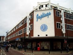 Joplings Department Store, John Street, Sunderland, March This is a former World War Two bomb site. Penshaw Monument, Local History, Family History, Victorian Buildings, North East England, Fishing Villages, Sunderland, Places Of Interest, Back In Time