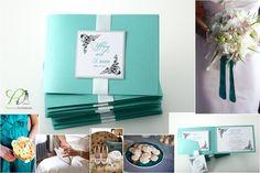 Tiffany Blue Wedding Ideas for 2014 | Team Wedding Blog  #wedding #tiffanywedding #teamwedding