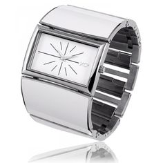 Ladies stainless steel LAKKA white watches - Xc38