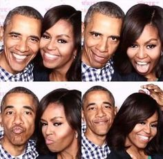 """What Truly Being """"In Love & Happy"""" looks like! My favorite Couple, President Obama & First Lady Michelle Obama! Michelle Obama, Model Tips, I Look To You, Selfies, Presidente Obama, Barack Obama Family, Obama President, First Black President, Black Presidents"""
