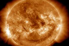 Registradas dos erupciones solares que podrían afectar a las comunicaciones