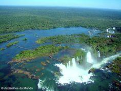 Roteiro em Foz do Iguaçu - #BlogTurFoz - Andarilhos do Mundo