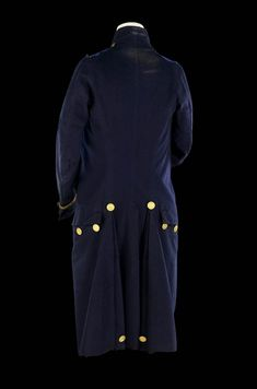 Royal Naval Uniform, back