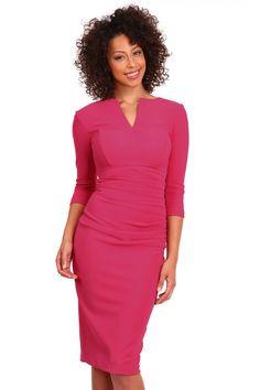 Bryony Sleeved Dress