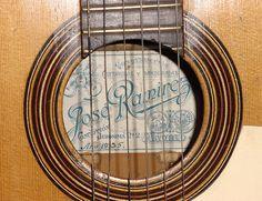 ramirez guitarras - 1935