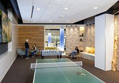 Intuit Campus Center by Gensler, Mountain View – California