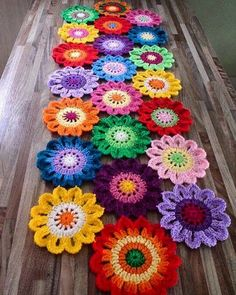 #crochet #instacrochet #tablerunner #instagood #instagram #happiness #color #colorful #fun#funny #fwm #fw #follow #homemade #home #sweethome #homesweethome #homedecor #design #decorhome #decoration #decorations by crochet_bobo