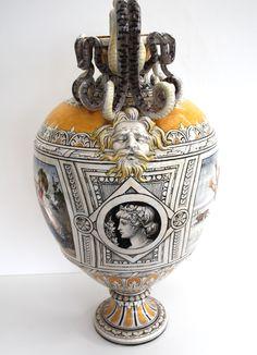 1406 best antique majolica images on pinterest in 2018 - Mobeldesigner italien ...