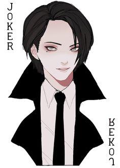 joker by VictoriaSty on DeviantArt