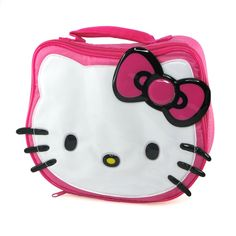 NEW Hello Kitty Make Up/ Lunch Bag I bought to storage my make up but I ended up never using it. Absolutely cute for hello kitty lover. Brand new with tag. 🚫NO TRADE🚫 Hello Kitty Bags Hello Kitty Bag, Hello Kitty Items, Sanrio Hello Kitty, Prada Handbags Price, Handbags Michael Kors, Louis Vuitton Sale, Louis Vuitton Handbags, Kids Lunch Bags, Lunch Box
