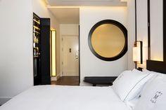 Gran Hotel Montesol Ibiza, Curio Collection by Hilton Ibiza, Theme Hotel, Marriott Hotels, Hotel Suites, Guest Room, Apartments, Indigo, Rooms, Bedroom