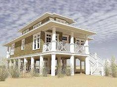 beach house floor plans on stilts google search beach house