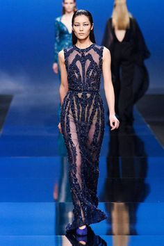 Elie Saab Fall 2013 #runway #fashionweek