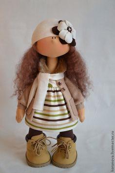 Коллекционные куклы ручной работы. Ярмарка Мастеров - ручная работа Бони. Handmade.