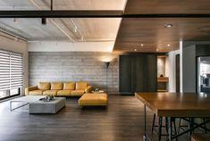 Trendy Urban Space by AYA Living Group - InteriorZine.com