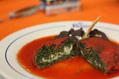 Placeres culposos | Souffle de Huauzontles | Una #receta #deliciosa y #saludable | amaradestiempo.com