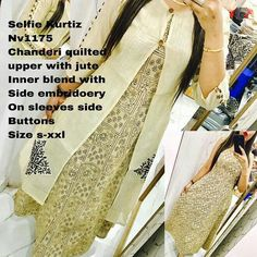 How to buy New Kurti Pattern, Kurti Patterns, Off Shoulder Kurti, Cold Shoulder, Layered Kurta, Kurta Neck Design, Kurti With Jacket, Coat Dress, Jacket Dress