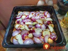 Recepty - Strana 3 z 34 - Vychytávkov Pork Tenderloin Recipes, Pork Recipes, Cooking Recipes, Slovak Recipes, Czech Recipes, Greek Chicken And Potatoes, I Love Food, Good Food, Pork Dishes