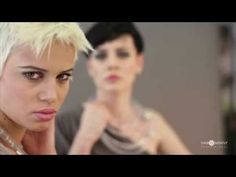 HAIR COMPANY Celebration Collection 2012 - YouTube