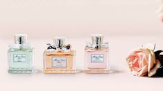 The Miss Dior Perfumes <3