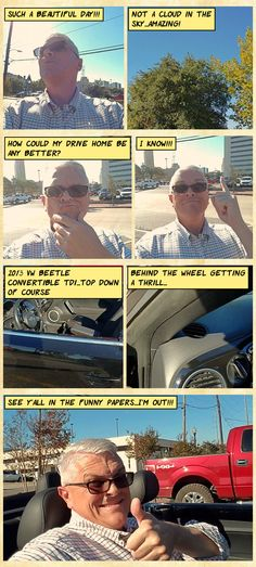 2013 VW Beetle Convertible life