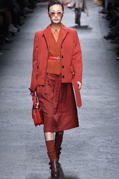 Fall 2012 Ready-to-Wear  Trussardi